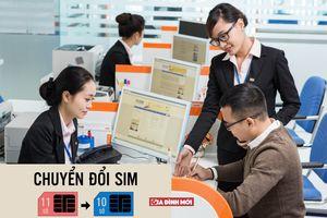 Khách hàng chuyển thuê bao 11 số sang 10 số: Dịch vụ thanh toán qua ngân hàng thay đổi thế nào?