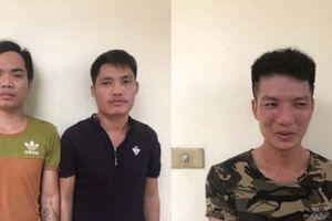 Thanh Hóa: Bắt ổ nhóm gây ra hàng loạt vụ trộm cắp ở huyện Thạch Thành