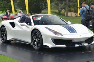 Ferrari ra mắt phiên bản kỷ niệm mẫu xe mui trần thứ 50