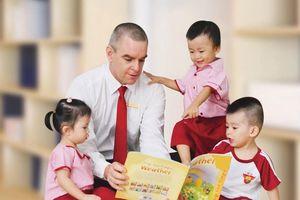 Tập đoàn giáo dục Nguyễn Hoàng đào tạo khép kín từ Mầm non đến Tiến sĩ