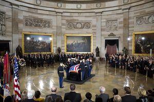 Tang lễ của ông John McCain sẽ được cử hành trọng thể