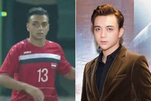 2 cầu thủ Syria bị chế ảnh với Soobin Hoàng Sơn và Ngô Kiến Huy là ai?
