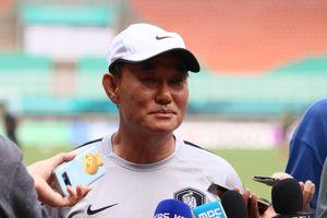 'Alex Ferguson của Hàn Quốc' tự tin đánh bại HLV Park Hang-seo