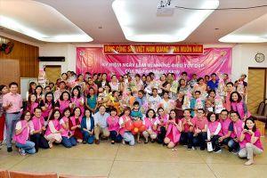 Nu Skin Việt Nam quyên góp gần 1 tỷ đồng từ chương trình 'Mang lại nụ cười trẻ thơ'