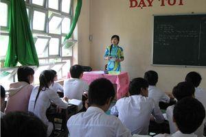 Giáo viên chủ nhiệm: Không đơn thuần là truyền dạy tri thức