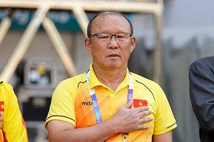 HLV Park Hang-seo: 'Tôi có trách nhiệm giúp Olympic Việt Nam thắng Hàn Quốc'