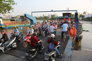 Người dân phường An Phú Đông sắp có cầu nối thẳng sang Gò Vấp