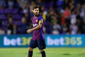 Messi tiết lộ cầu thủ thay thế Cristiano Ronaldo ở Real Madrid