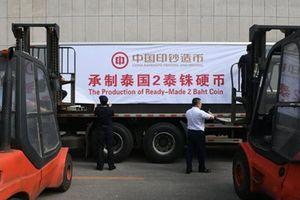 Trung Quốc in tiền cho nước khác để tạo ảnh hưởng