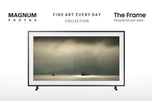 Samsung hợp tác với Magnum Photos giới thiệu bộ sưu tập 'Fine Art, Everyday' trên TV Khung Tranh The Frame