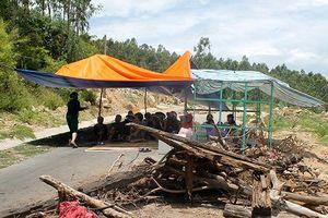 Rà soát xử lý cán bộ sai phạm vụ nhà máy rác bị dân vây ở Quảng Ngãi