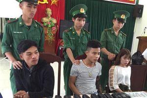 Vận chuyển hơn 65.000 viên ma túy tổng hợp từ Lào về Việt Nam tiêu thụ