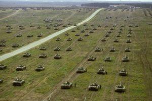 Nga tiến hành tập trận quy mô lớn nhất trong vòng 40 năm