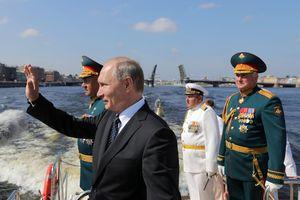 NATO lên tiếng về cuộc tập trận Vostok-2018 của Nga