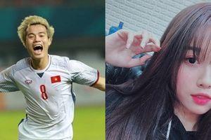 Cầu thủ sáng nhất đêm qua Văn Toàn đã có bạn gái, xin chia buồn cùng hội chị em!