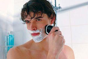 Đủ loại máy cạo râu dành cho phái mạnh