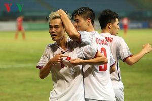 Lịch thi đấu bán kết bóng đá nam ASIAD 2018 trên VOV-VTC