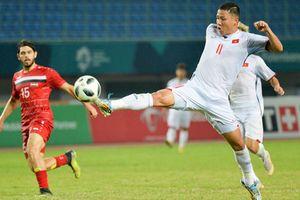 Olympic Việt Nam trước trận bán kết ASIAD: Tại sao phải cúi đầu?