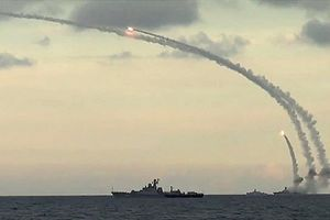 Nga triển khai hạm đội lớn nhất kể từ khi can thiệp quân sự ở Syria
