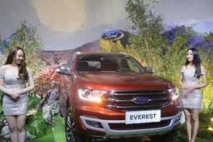 Ngập tràn công nghệ, Ford Everest mới giá từ hơn 1,1, tỷ đồng