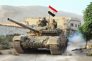 Sức mạnh của quân đội Syria dưới Việt Nam bao nhiêu bậc?