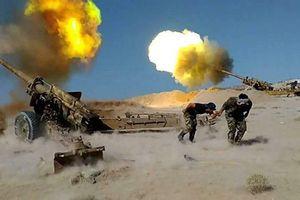 Quân đội Syria phá tan 'đầu não' FSA tại Hama