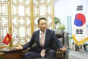 Đại sứ Hàn Quốc: 'Nếu Việt Nam chiến thắng, tôi sẽ ra đường để ăn mừng'