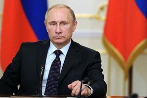Tổng thống Nga Putin bất ngờ 'trảm' 15 tướng lĩnh các cơ quan công quyền