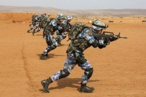 Trung Quốc hiện diện quân sự tại Afghanistan