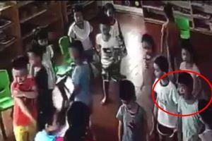 Xác minh clip cô giáo mầm non cho hàng chục học sinh đánh bạn trong lớp