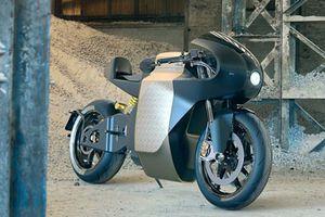 Siêu môtô điện tuyệt đẹp này có giá 1,15 tỷ đồng