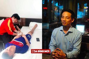 Bác sĩ đội U23 Việt Nam 'điểm danh' các loại chấn thương phải tránh trong mỗi trận đấu