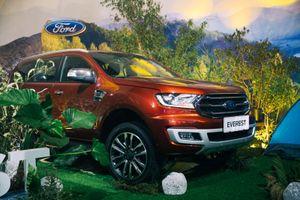 Ford Everest 2018 ra mắt tại Việt Nam, giá giảm sốc