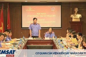 VKSND tối cao tổ chức Hội thảo về Luật Tương trợ tư pháp năm 2007