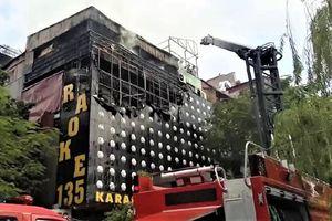 892 quán karaoke vi phạm về phòng cháy, chữa cháy: Do 'kẽ hở' quản lý