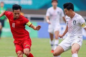 Vì sao Văn Quyết không đá chính khi đấu Olympic Hàn Quốc?