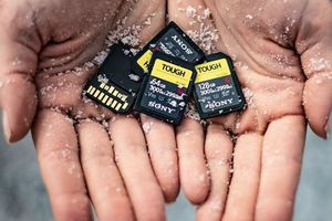Sony ra mắt thẻ nhớ SD bền nhất thế giới