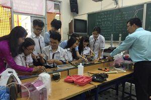 TP.HCM: Quận Tân Phú tuyển 272 giáo viên, nhân viên cho năm học mới