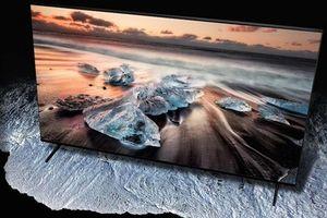 Tivi 8K đầu tiên của Samsung sẽ được bán ra thị trường vào tháng 9