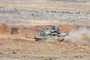Quân đội Syria sẽ kết liễu IS tử thủ Sweida nhanh chóng khi chiếm nguồn nước