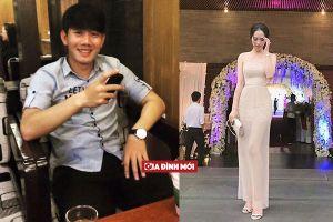 Nhan sắc xinh đẹp của bạn gái tiền vệ Minh Vương 'gây sốt' cộng đồng mạng