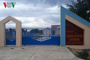 Chuẩn bị năm học mới ở vùng đồng bào dân tộc thiểu số Bình Thuận