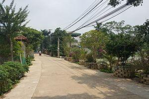 Những tuyến đường mới ở Bình Yên