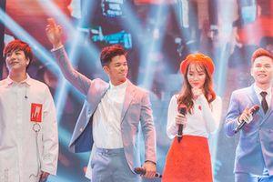 Ca sĩ Làn sóng xanh hát 'Niềm tin chiến thắng' cổ vũ Olympic Việt Nam