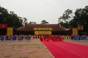 Thanh Hóa: Lễ hội Lam Kinh năm 2018 sẽ diễn ra trong 3 ngày