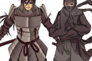 Sự khác nhau giữa Ninja và Samurai ít người biết