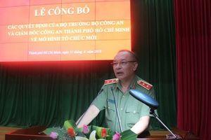 Sáp nhập Cảnh sát PCCC về Công an TP HCM