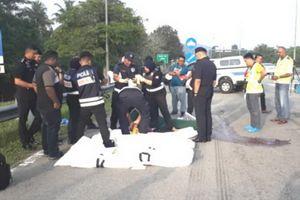 Báo Malaysia: 4 nghi phạm cướp người Việt thiệt mạng khi đấu súng với cảnh sát