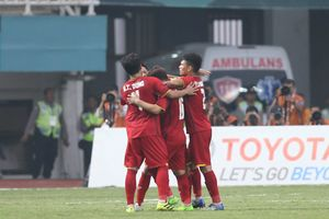 AFC.com: 'Thời cơ cho Olympic Việt Nam làm nên lịch sử'