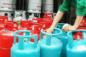 Gas tăng 10.000 đồng/bình 12kg từ ngày mai